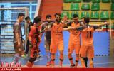 گزارش تصویری/بازی تیم های شهروند ساری و ایمان شیراز