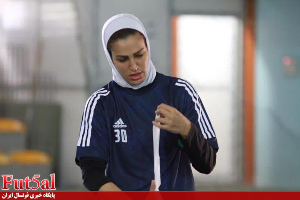 آخوندی: از نظر مالی لیگ عراق بهتر از ایران است/ بانوان در جهان فوتسال هم حرف های زیادی برای گفتن دارند