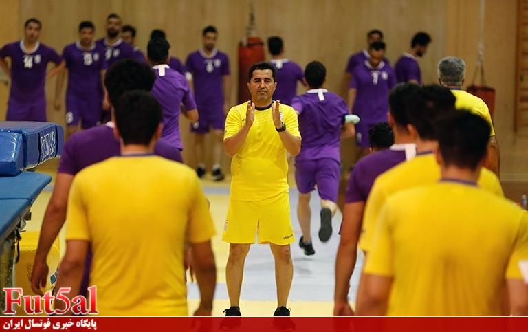 ناظم الشریعه: با این شرایط تکرار موفقیت های گذشته در جام جهانی فوتسال سخت است