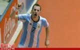 کاپیتان آرژانتین: ایران یکی از مدعیان صعود به مراحل نهایی جام جهانی فوتسال است
