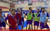 گزارش تصویری/ تمرین تیم ملی فوتسال ایران در جزیره کیش