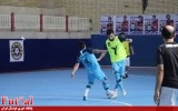سالن تخصصی کف آبی فوتسال نماسازان آبادان جاذبه لیگ یک باشگاههای کشور/ آبادانیها و اولین خشت صحیح در فوتسال