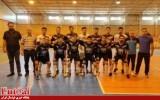 نتایج روز دوم مرحله نهایی لیگ مناطق فوتسال باشگاههای کشور/ رهسو تبریز در یک قدمی صعود به لیگ دسته دوم