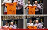 چهار بازیکن دیگر از ورزقان به جمع نارنجی پوشان پیوستند/ بومی گرائی روی میز مدیران مسی
