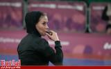 اختصاصی Fut5al/ گلاره ناظمی اولین بازی میزبان جام جهانی فوتسال را قضاوت می کنند