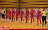 تیم ملی فوتسال با ۱۶ بازیکن در تورنمنت تایلند