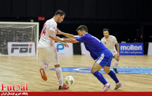 گزارش تصویری/ بازی تیمهای ایران و ازبکستان در تورنمنت تایلند