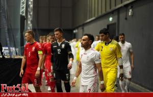 اختصاصی Fut5al/ سری دوم گزارش تصویری/ بازی تیم های ملی فوتسال ایران و لیتوانی