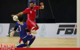 اختصاصی Fut5al/ سری دوم گزارش تصویری بازی ایران با تاجیکستان