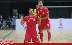 اختصاصیFut5al/ سری اول گزارش تصویری بازی تیم های ملی ایران و تایلند در فینال تورنمنت بین قاره ای