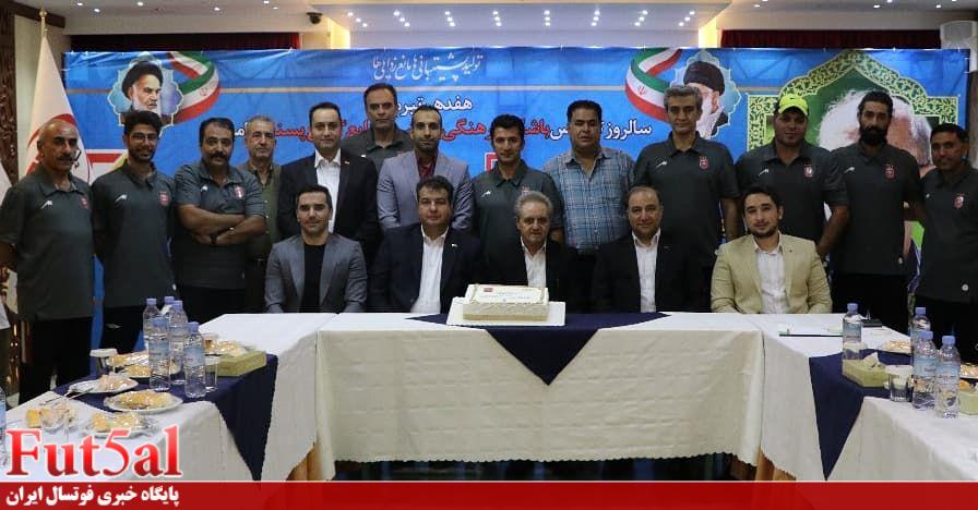 مراسم معارفه کادرفنی و بازیکنان گیتی پسند برگزار شد+ گزارش تصویری