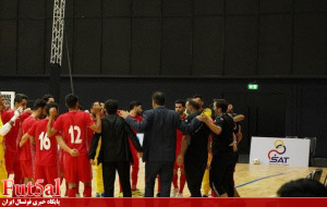 گزارش تصویری/ بازی تیم های ایران و تاجیکستان در تورنمنت تایلند