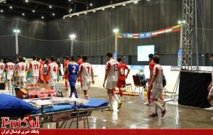 ازبکستان حریف ایران در نیمه نهایی تورنمنت تایلند شد
