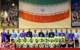گزارش تصویری/تمرین تیم ملی فوتسال ایران با حضور عزیزی خادم