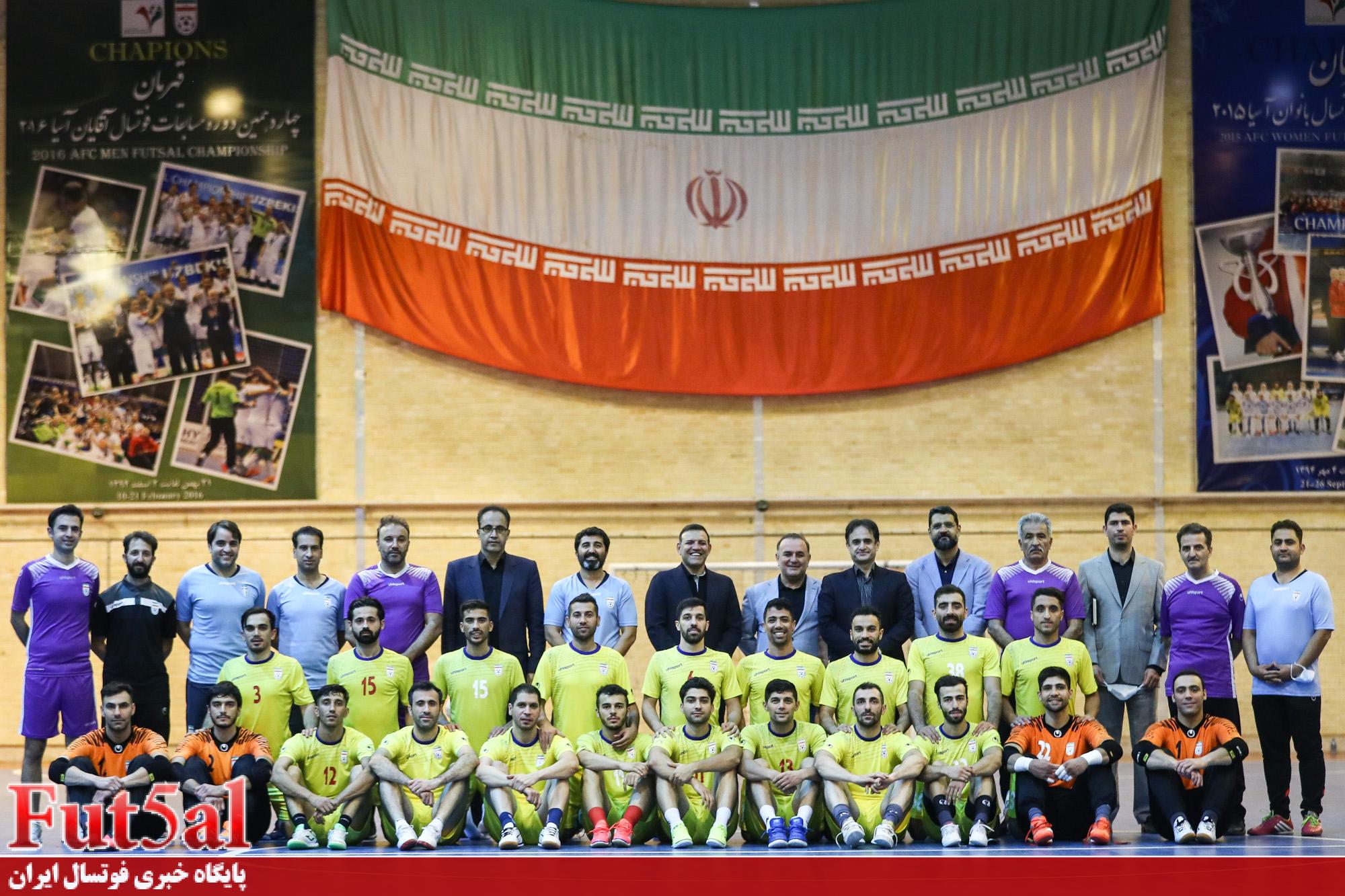 ملی پوش فوتسال انگلیس پیگیر دیدار ایران – صربستان در جام جهانی