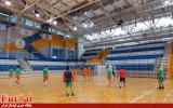 برگزاری اولین تمرین تیم ملی فوتسال در بلاروس