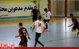گزارش تصویری/ بازی تیم های حفاری خوزستان و سپاهان اصفهان