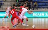 دومین پیروزی پرگل فوتسال ایران مقابل بلاروس/ گل از گلهای تاکتیکی تیمملی شکفت