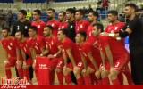 پیروزی ۸گله تیمملی فوتسال ایران مقابل بلاروس/ تلافی شکست مشهد در مینسک