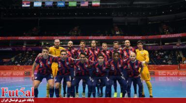 آشنایی با آمریکا حریف دوم تیم فوتسال ایران در جام جهانی فوتسال