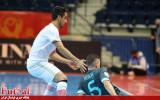 بازیکنی که به خاطر حسین شمس مقابل آرژانتین بازی کرد