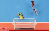 بیشترین گل های خورده یک هشتم نهایی جام جهانی فوتسال برای سه تیم آسیایی