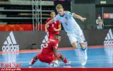 گزارش تصویری/ بازی تیمهای چک و پاناما در روز دوم جامجهانی