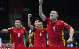شگفتی سازی آسیایی ها در جام جهانی فوتسال