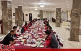 برگزاری ضیافت شام ملی پوشان فوتسال در سفارت ایران – بلاروس