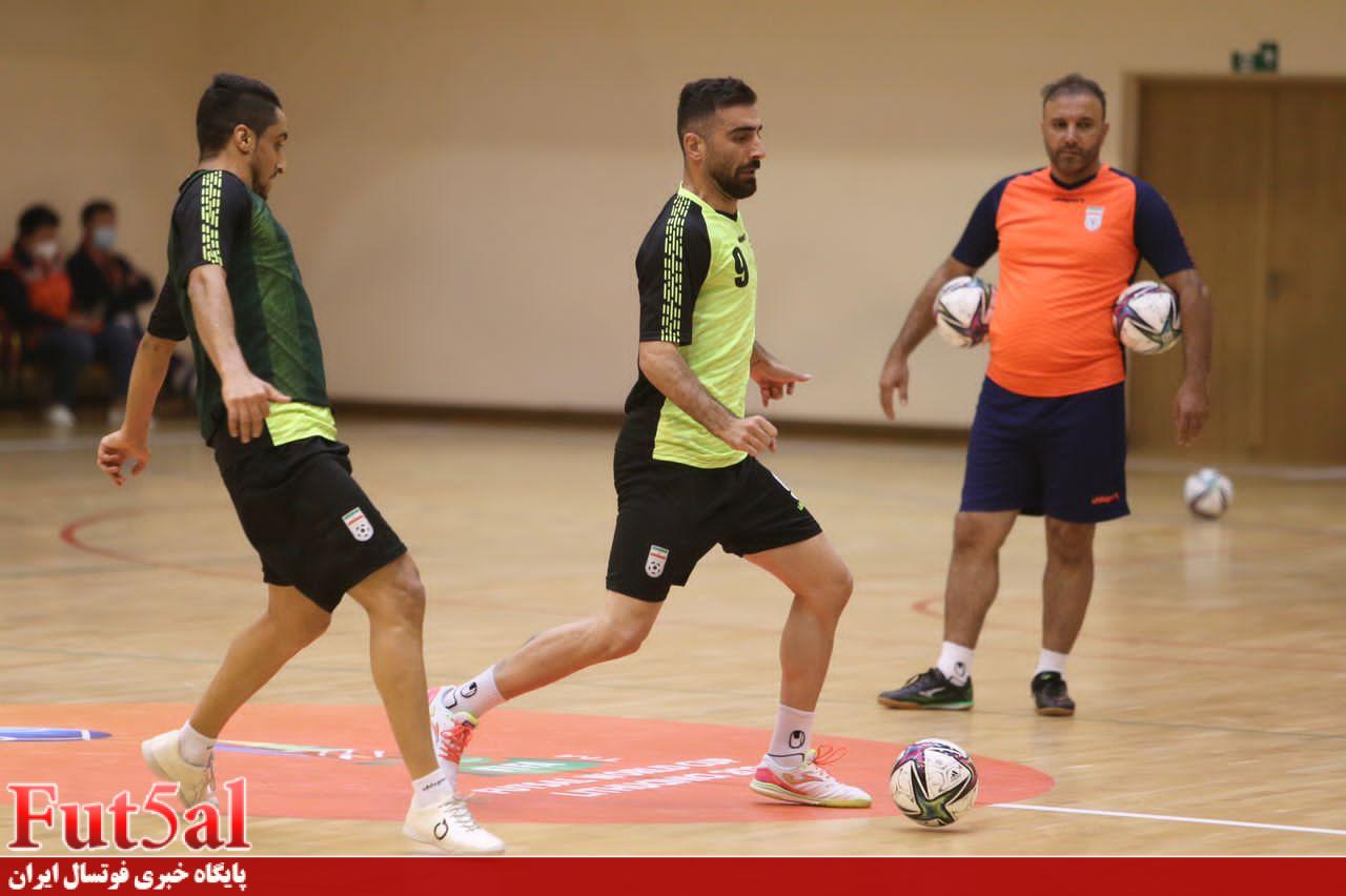 عباسی:می خواهیم در این دوره از جام جهانی فوتسال تاریخ سازی کنیم