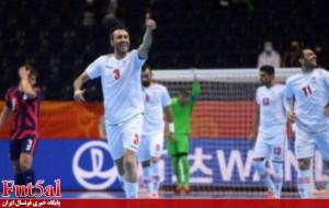 گزارش تصویری/ روز ششم جام جهانی فوتسال ۲۰۲۱