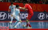 برنامه کامل مرحله یک چهارم نهایی جام جهانی فوتسال