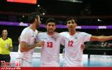 گزارش تصویری/ بازی تیم های ایران و قزاقستان در جامجهانی فوتسال