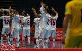 این دو بازیکن از روی سکو ایران- صربستان را تماشا کردند (عکس)