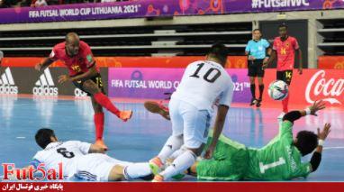 گزارش تصویری روز سوم جام جهانی فوتسال