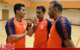 هاشم زاده : همه فکر و ذکر و تمرکز ما روی بازی با ازبکستان است/ بازی های خوبی در دور گروهی داشتیم