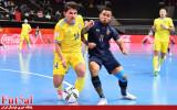 گزارش تصویری/ بازی تیم های تایلند و قزاقستان در یک هشتم نهایی جام جهانی فوتسال