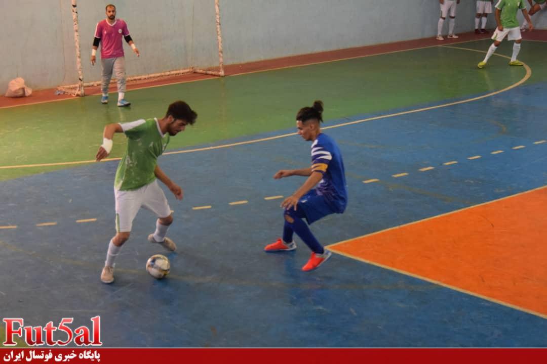 پیروزی ۸ گله فولاد زرند در بازی دوستانه + عکسها