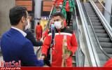 تصاویری از بازگشت تیمملی فوتسال به ایران