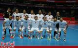 مصاف ایران با ضعیف ترین تیم دور اول جام جهانی فوتسال