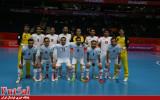 ایران بزرگ مقابل برزیل کوچک در یک چهارم نهایی جام جهانی فوتسال