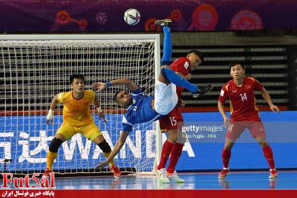 گزارش تصویری/بازی تیم های برزیل و ویتنام در روز دوم جام جهانی