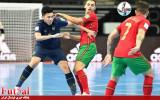 گزارش تصویری/بازی تیم های پرتغال و تایلند در روز دوم جام جهانی