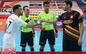گزارش تصویری/ بازی تیم های گیتی پسند اصفهان با کراپ الوند