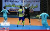 ایرانیزاسیون تصمیم داوری فیفا در بازی فرشآرا- راگا/ وقتی مَنِ فیفا اینجا نیم مَن است!