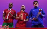 توپ طلای جام جهانی فوتسال برای کاپیتان پرتغال