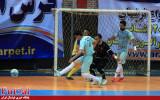 گزارش تصویری/ بازی تیم های فرش آرای مشهد و راگا شهرری