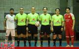 گزارش تصویری/ بازی تیم های مقاومت البرز و شهروند ساری