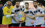 حضور لژیونرهای ایرانی در فینال پلیآف لیگ تاجیکستان/ مصطفایی در یک قدمی دستکش طلا