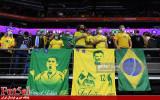 هواداران برزیل و کری خوانی با چهار ستاره + عکس
